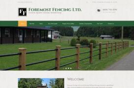 Foremost Fencing Ltd.